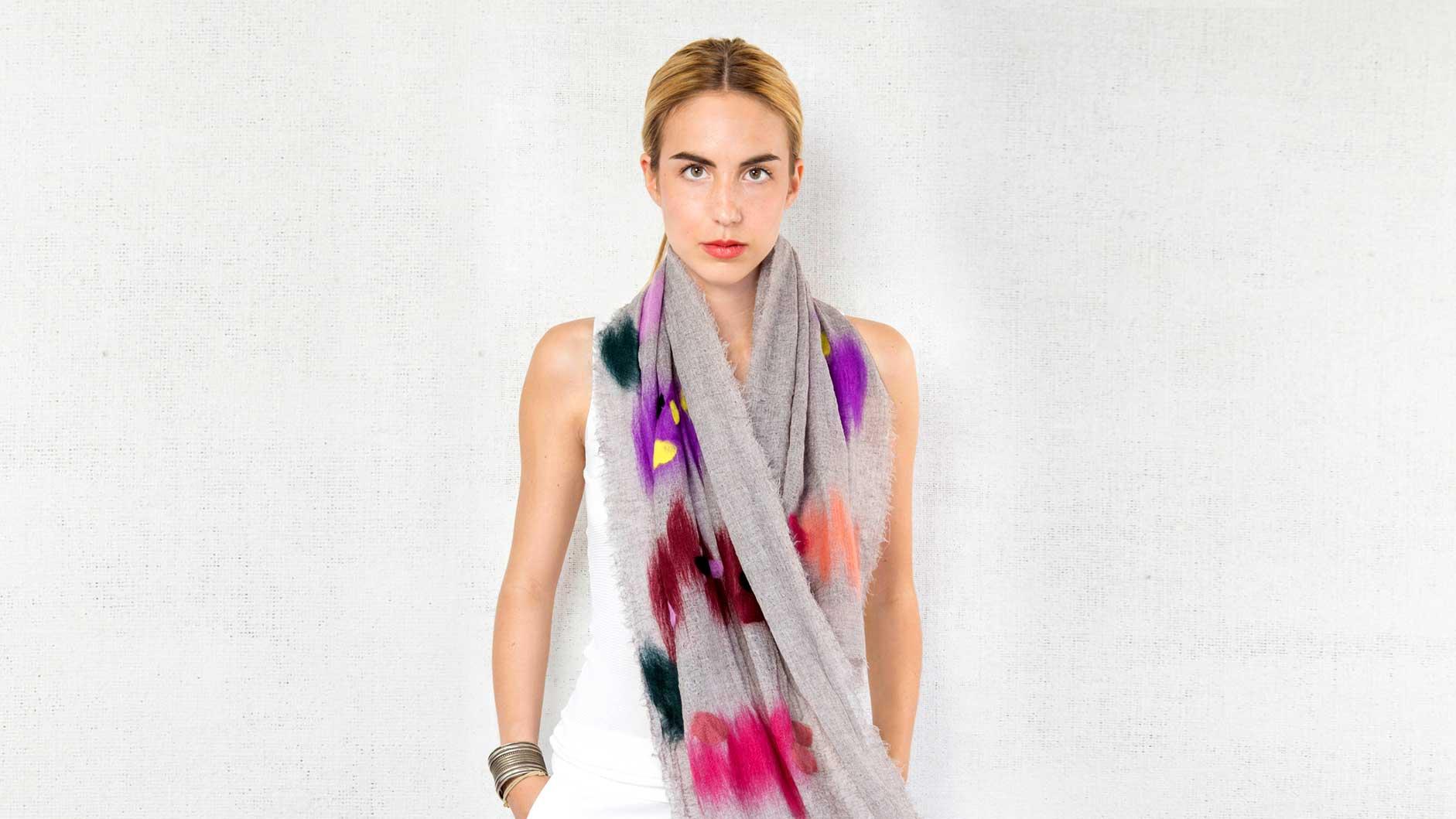 casha scarves